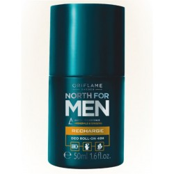 North for Men Recharge Deo Roll on