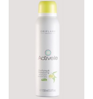 Activielle Antiperspirant 48h  Deodorant Spray