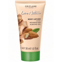 Mini Love Nature Body Lotion Almond Oil