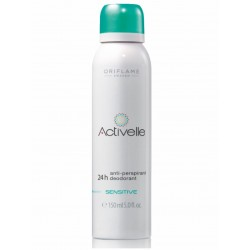 24h Antiperspirant Deo Spray