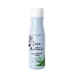 Love Nature Aloe Coco Toner