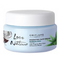Love Nature Aloe Coco Face Cream