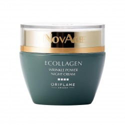 Ecollagen Wrinkle Power Nachtcreme