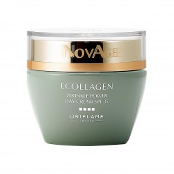 NovAge Ecollagen Wrinkle Power Tagescreme SPF 35