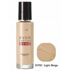Everlasting Sync Foundation SPF 30 Light Beige