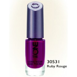 The One Longwear Nail Polish Rubi Rouge