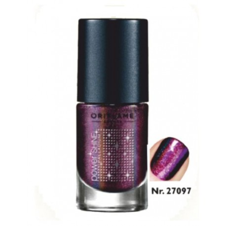 Palladium Nail Polish -purple