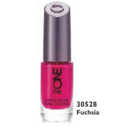 The One Longwear Nail Polish Fuchsia