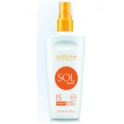 Sol 15 Medium Sun Lotion Spray