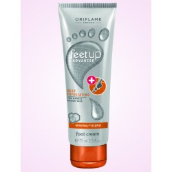 Feet Up Deep Exfoliating Creem / Fußpeeling