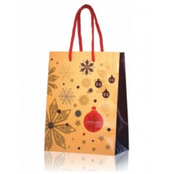 Golden Gift Bag