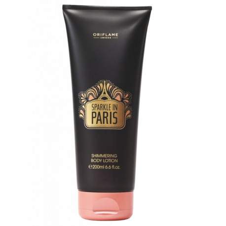 Sparkle in Paris Shimmering Body Lotion