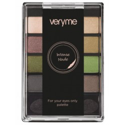 Very Me Intense Nude For your eyes only Palette