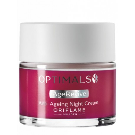 Optimals Alter Revive Anti-Aging Night Cream