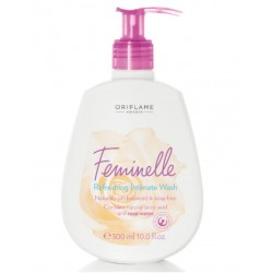 Feminelle Refreshing Intimate Wash with Rose Water
