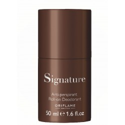 Signature Antiperspirant Roll on Deo