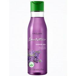 Love Nature Gel Lavender