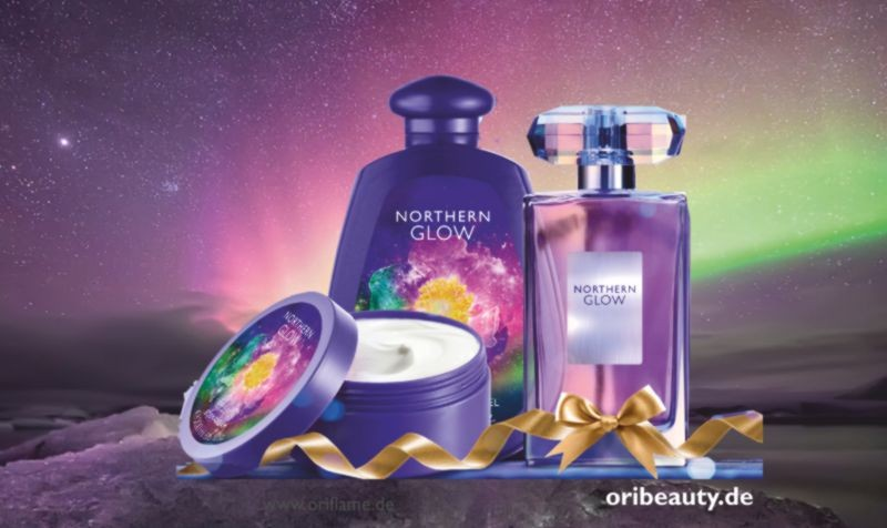 #Northern Glow Eau de Toilette
