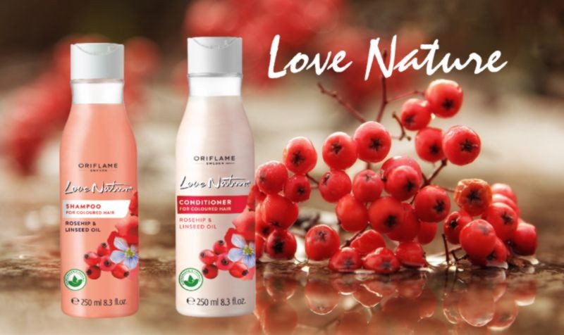 Love Nature Shampoo & Conditioner