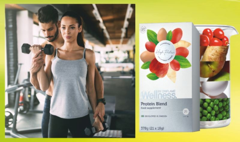 Wellness by Oriflame Protein Blend